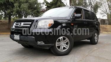 Honda Pilot EXL usado (2008) color Negro precio $135,000