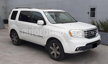 Honda Pilot Touring usado (2013) color Blanco precio $244,000