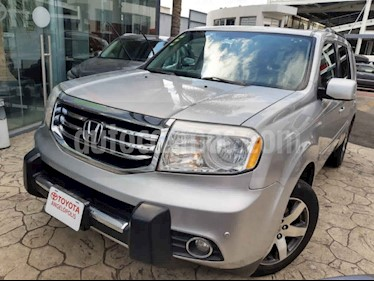Honda Pilot 5p 4WD Touring Special Edition AT usado (2015) color Plata precio $320,000