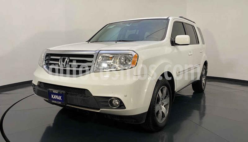 Honda Pilot Touring usado (2014) color Blanco precio $277,999