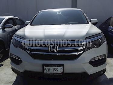 Honda Pilot EX usado (2016) color Blanco Diamante precio $345,000