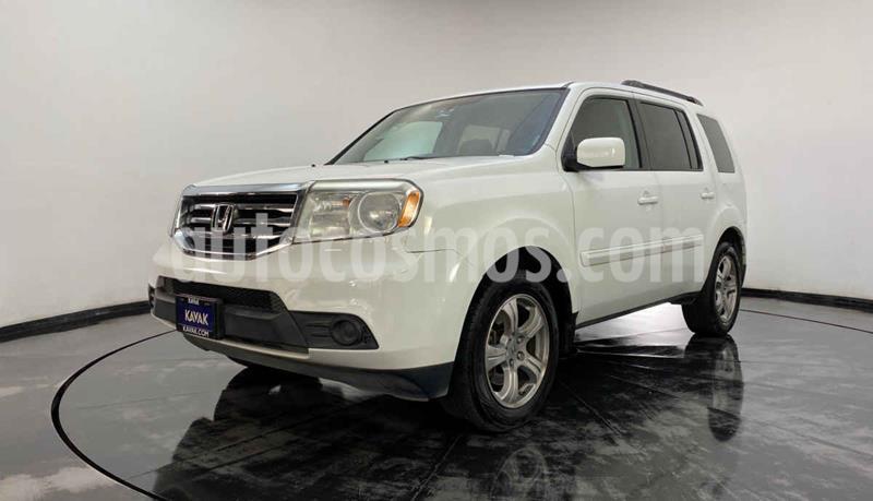 Honda Pilot Touring usado (2014) color Blanco precio $239,999