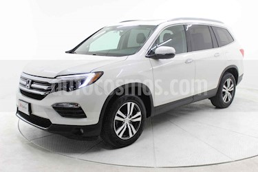 Honda Pilot Touring usado (2016) color Blanco precio $469,000