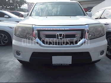 Honda Pilot EXL usado (2009) color Blanco precio $140,000