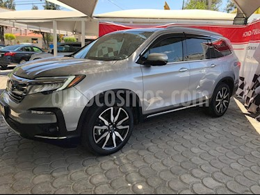 Honda Pilot Touring usado (2019) color Plata Lunar precio $695,000