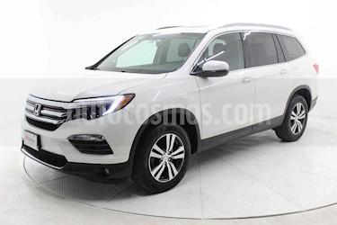 foto Honda Pilot 5p Touring SE V6/3.5 Aut usado (2019) color Blanco precio $695,000