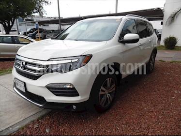 Honda Pilot Touring usado (2018) color Blanco precio $535,000