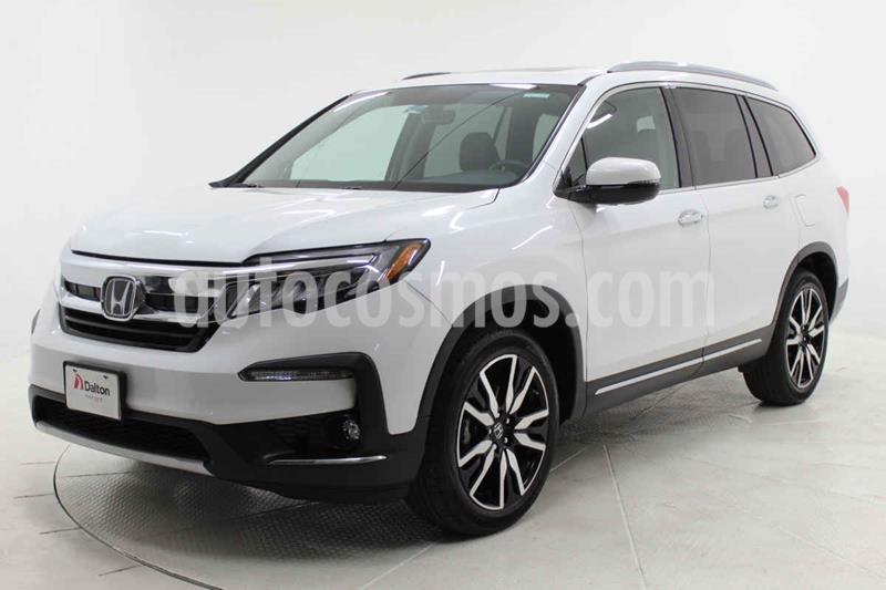 Honda Pilot Touring usado (2020) color Blanco precio $821,300