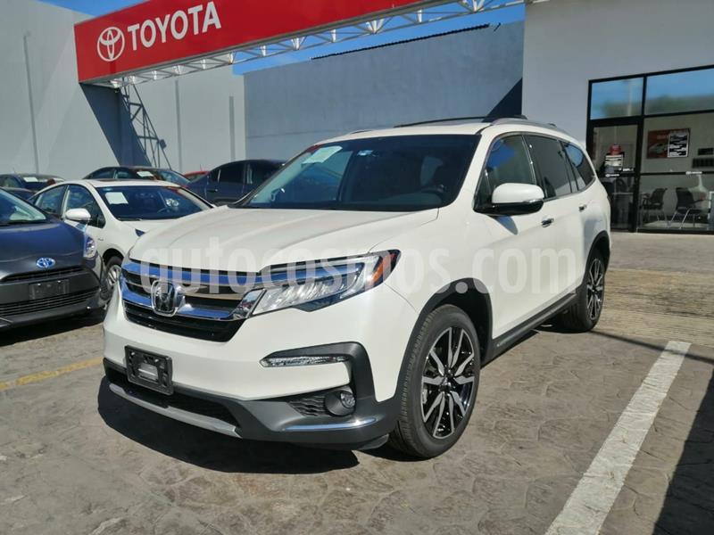 Honda Pilot Touring usado (2019) color Blanco precio $700,000