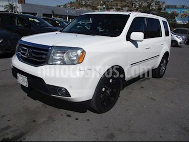 Honda Pilot Touring usado (2014) color Blanco precio $249,000