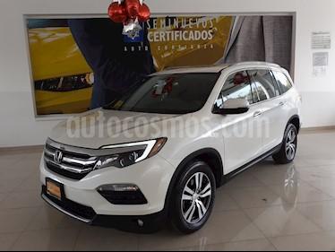 Honda Pilot Touring usado (2017) color Blanco precio $500,000