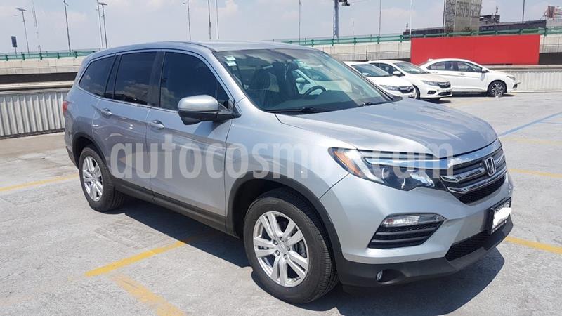 Honda Pilot EX usado (2016) color Plata Dorado precio $365,000