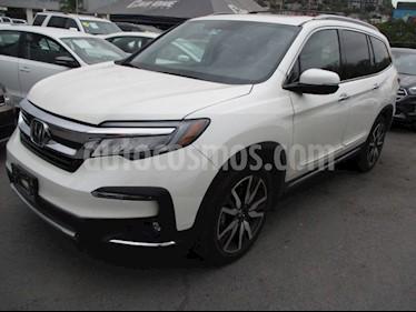 Honda Pilot Touring usado (2019) color Blanco precio $710,000