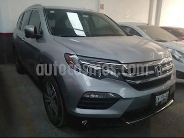 Honda Pilot Touring usado (2017) color Plata precio $545,000
