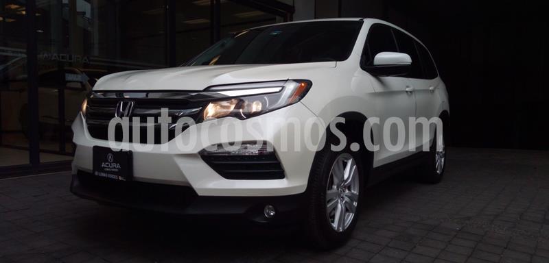 Honda Pilot EX usado (2016) color Blanco precio $343,000