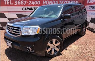Honda Pilot Touring usado (2014) color Negro precio $240,000
