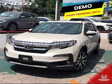 Honda Pilot 5p Touring SE V6/3.5 Aut usado (2019) color Blanco precio $730,312