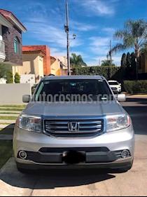 Foto venta Auto usado Honda Pilot Touring SE (2014) color Plata Diamante precio $360,000