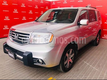 foto Honda Pilot Touring SE usado (2015) color Blanco precio $349,000