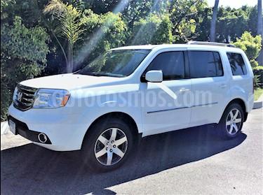 Foto venta Auto usado Honda Pilot Touring SE (2013) color Blanco precio $269,000