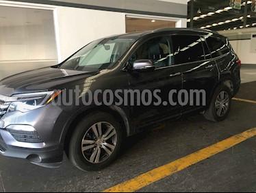 Foto venta Auto usado Honda Pilot Touring SE (2017) color Gris precio $525,500