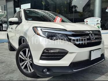 Foto venta Auto Seminuevo Honda Pilot Touring (2016) color Blanco precio $500,000