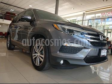 Foto venta Auto usado Honda Pilot Touring (2017) color Gris precio $535,000