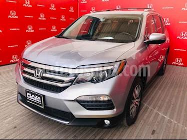 Foto venta Auto usado Honda Pilot Touring (2016) color Plata precio $499,000