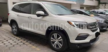 Foto venta Auto usado Honda Pilot Touring (2017) color Blanco precio $589,000
