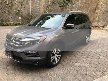 Honda Pilot Touring usado (2016) color Gris precio $480,000