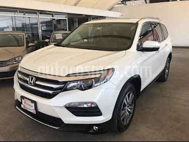 Foto Honda Pilot Touring usado (2016) color Blanco precio $439,000