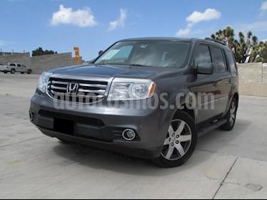 Foto venta Auto usado Honda Pilot Touring (2013) color Plata Diamante precio $260,000