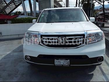 Foto Honda Pilot Touring usado (2014) color Blanco Marfil precio $275,000