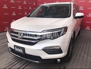 Foto venta Auto usado Honda Pilot Touring (2016) color Blanco precio $489,000