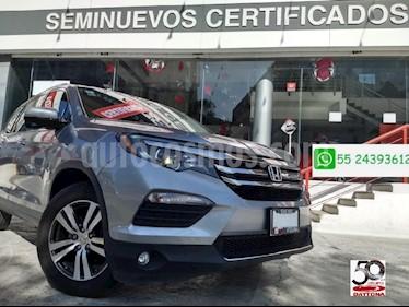 Foto venta Auto Seminuevo Honda Pilot Touring (2016) color Plata precio $525,000