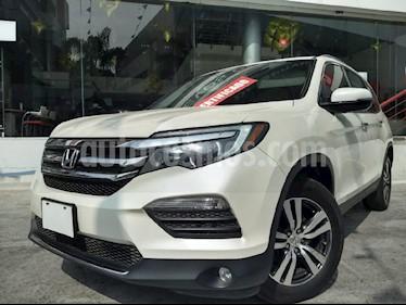 Foto venta Auto usado Honda Pilot Touring (2016) color Blanco precio $480,000