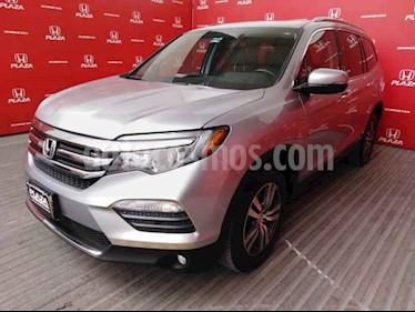 Foto Honda Pilot Touring usado (2016) color Plata precio $479,000