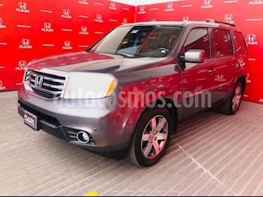 Foto venta Auto usado Honda Pilot Touring (2014) color Blanco precio $329,000