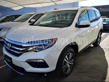 Foto venta Auto Seminuevo Honda Pilot Touring (2018) color Blanco precio $709,000