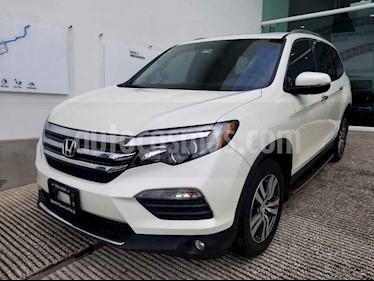 Foto venta Auto usado Honda Pilot Touring (2016) color Blanco precio $438,500