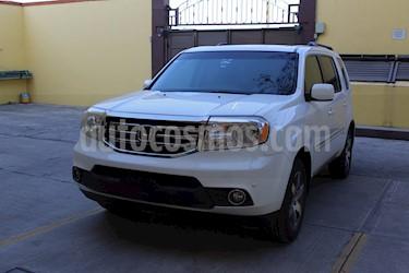 Foto Honda Pilot Touring usado (2012) color Blanco Marfil precio $204,000