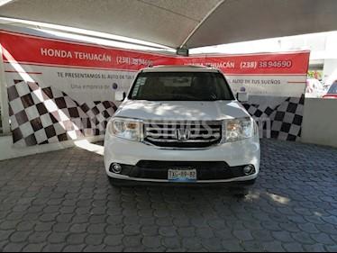 Honda Pilot Touring usado (2012) color Blanco Marfil precio $219,000