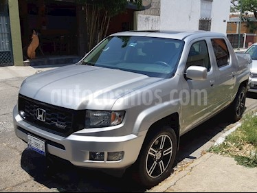 Foto venta Auto usado Honda Ridgeline RTL 3.5L (2014) color Plata Diamante precio $350,000