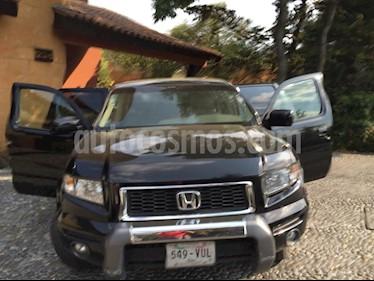 Foto venta Auto usado Honda Ridgeline RTL 3.5L (2007) color Negro precio $150,000