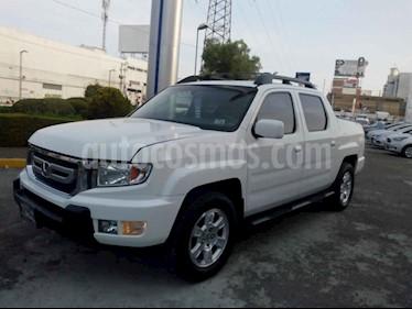 Foto venta Auto usado Honda Ridgeline RTL 3.5L (2011) color Blanco precio $195,000