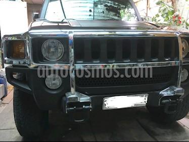 Hummer 6.5 Turbo Diesel 4X4 DC Aut usado (2007) color Negro precio $14.000.000