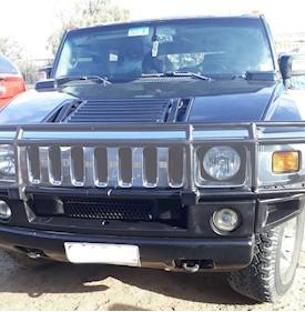 Foto venta Auto usado Hummer 6.5 Turbo Diesel 4X4 DC Aut (2006) color Negro precio $22.000.000