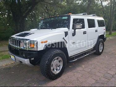 Foto venta Auto Seminuevo Hummer H2 SUV (2009) color Blanco precio $512,000