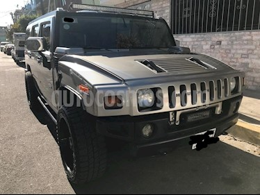 Foto venta Auto usado Hummer H2 SUV (2003) color Bronce precio $275,000