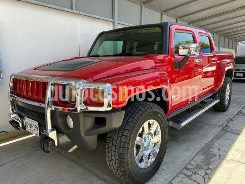 Hummer H3 Alpha usado (2009) color Rojo precio $279,900